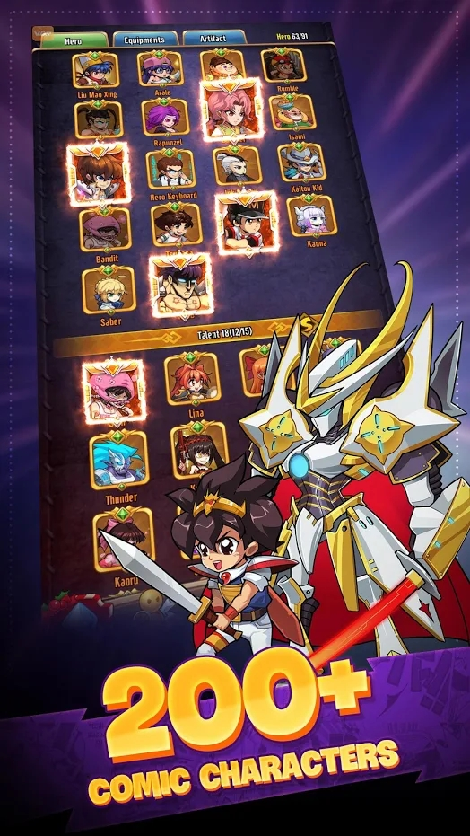 League of Manga
