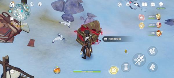 原神狐狸的报恩彩蛋最后一个绯红玉髓获取方法攻略